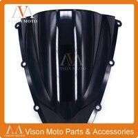 Motorcycle Winshield Windscreen For HONDA CBR600RR F5 CBR 600 CBR600 RR 2003 2004 03 04 BLACK
