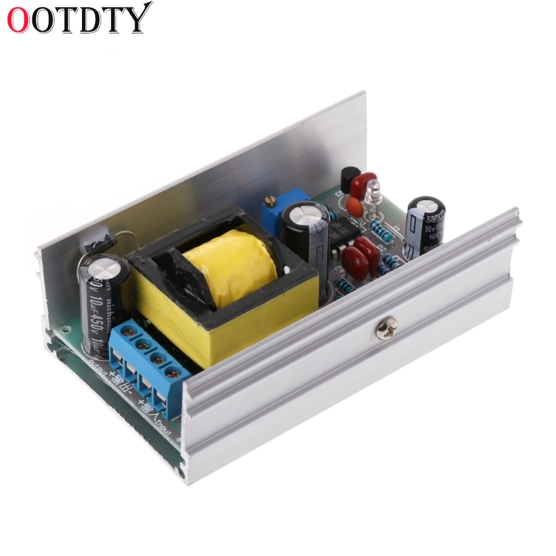 OOTDTY DC12V to <font><b>DC</b></font> 200-450V 70W High <font><b>Voltage</b></font> <font><b>Converter</b></font> Boost Step Up Power Supply Board image