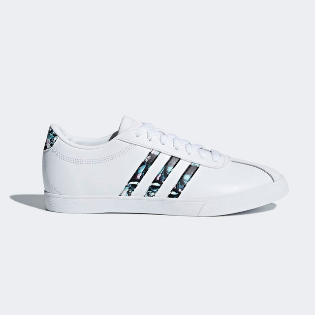 premium selection 4585e 01f02 Adidas DB1373 COURTSET W Mujer Zapatillas sintetico tela Blanco - Tendencia  verano 2018, moda original