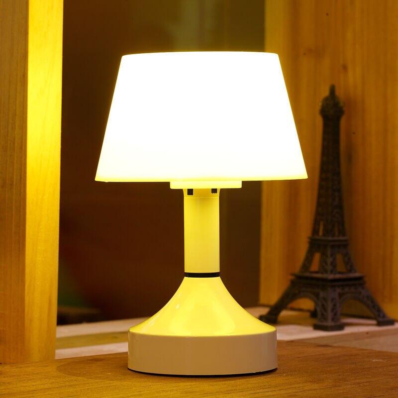 Модные Дистанционное управление 10 режимов dimmable синхронизации ночник настольная лампа зарядка через USB дома Спальня исследование чтение но...