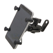 Universal Motorcycle Bicycle Handlebar Mount Holder for Ipod Cell Phone GPS stand holder for iphone for samsung free ship