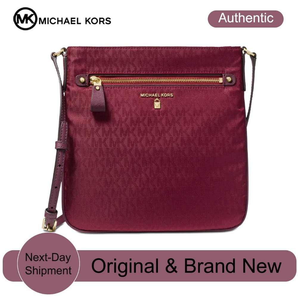202ed7c0c90e40 Detail Feedback Questions about Michael Kors Kelsey Signature Crossbody  Luxury Handbags For Women Bags Designer by MK on Aliexpress.com | alibaba  group