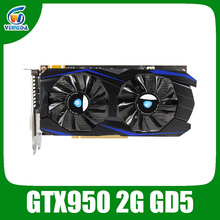 nvidia geforce video graphic card GTX950 2GB GDDR5 game card for game boy