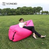 Lounge Sleep Bag Lazy Inflatable Beanbag Sofa Chair Living Room Bean Bag Cushion Outdoor Self Inflated