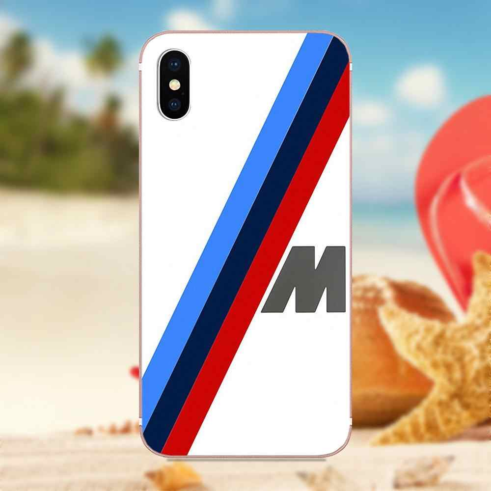 Bixedx защитная пленка из термополиуретана Slim Bmw M power для Xiao mi Red mi 5 4A 3 3 S Pro mi 4 mi 4i mi 5 mi 5s mi Max Mix 2 Note 3 4 Plus