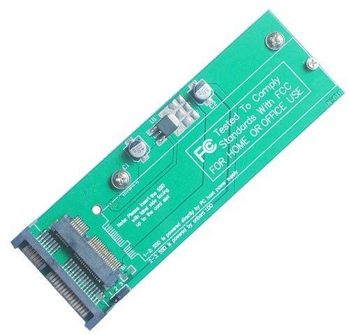 2010/2011 Air A1369 Mc965 Ssd To Sata Convert Adapter Flash Drive For A1370 Mc503 Mc504 Mc505 Mc506 Mc966 Mc968 Mc969