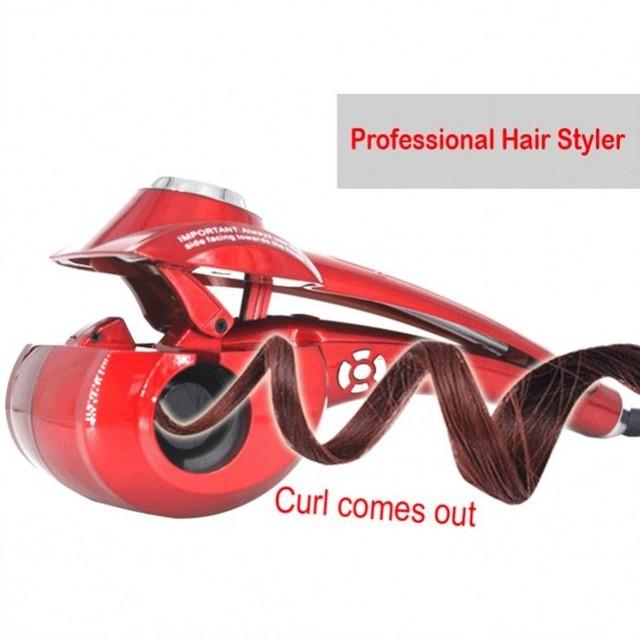 Professional Hair Styling Tools LCD Magic Tec Hair Curler-in ...