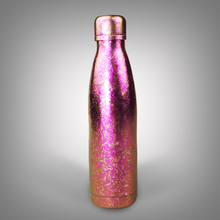 Tikungfu Titanium Thermos Vacuum Bottle Flask Cup Drink ware 500 ml Outdoor Hiking Travel Fashion Portable Coke Frost Rose