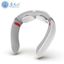 Free shipping cervical Cervical Massager Shoulder and Neck Phototherapy Bluetooth Voice Control