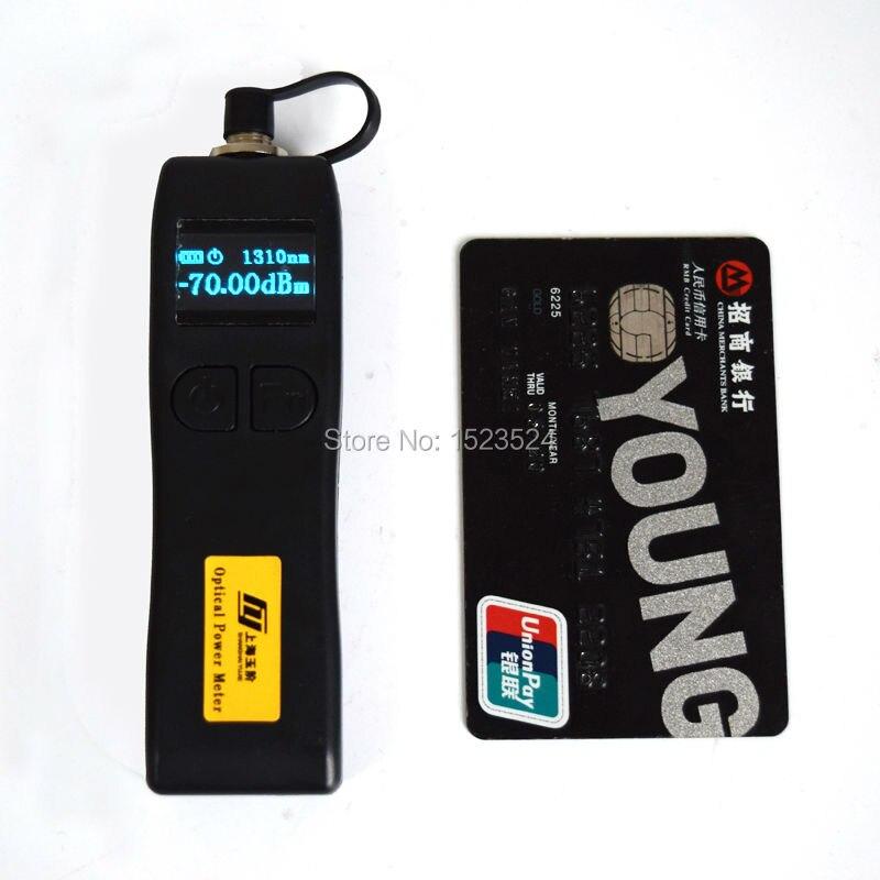 YJ-320A -70~+6dBm Handheld Mini Optical Power Meter