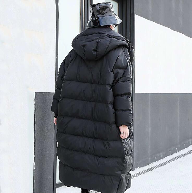 Manteau Décontracté Épais 3 Parka Coton Rembourré Doudoune De Femmes Doublure Femelle 1 2 4 Artificielle Veste D'hiver Collier dIqdwFH