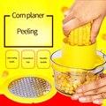 Молотилка для кукурузы многофункциональная терка для картофеля Имбирная овощерезка пилинг машина для кукурузы кухонные инструменты для ф...
