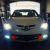 OGA 2 UNIDS SMD3030 Altos Lúmenes Super Brillante Xenon Blanco 9006 HB4 Auto coche LED DRL Luces Diurnas Niebla Lámpara de La Bombilla Plug & Play