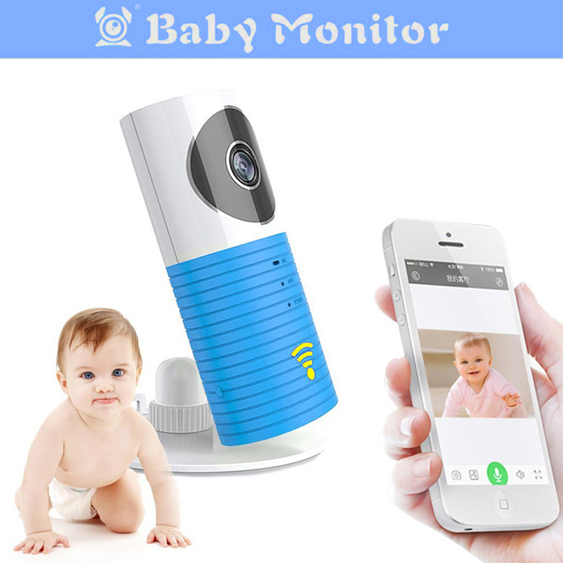 Smart Dog secure wireless WiFi camera Smart baby monitor with P2p,night vision, record video, bidirectional audio