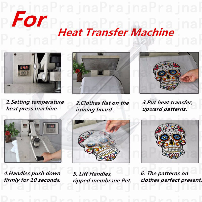 how to use heat transfer (2)