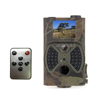 HC-300A 1.2MP Pixels Hunting Camera Digital Wildlife Cameras Night Vision IR LED Scouting Hunting Camera With Remote Control