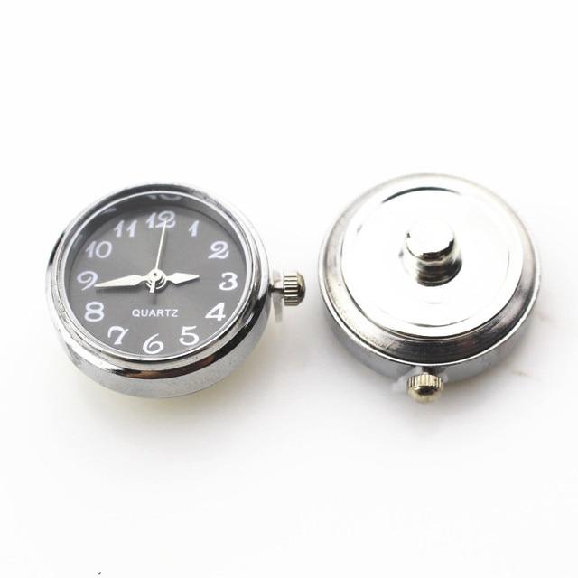 Фото новинка 6 шт/лот разноцветные часы с кнопками застежками для