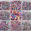New Wholesale Lots 90pcs Mixed 9 Styles Body Piercing Jewelry Tragus Labret Bar Lip Rings Punk