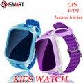 Ismart is5 kid smart watch bebê criança segura telefone gps + wifi + sos chamada localização Localizador Rastreador Cartão SIM Apoio PK Q50 Q60 Q80 Q90