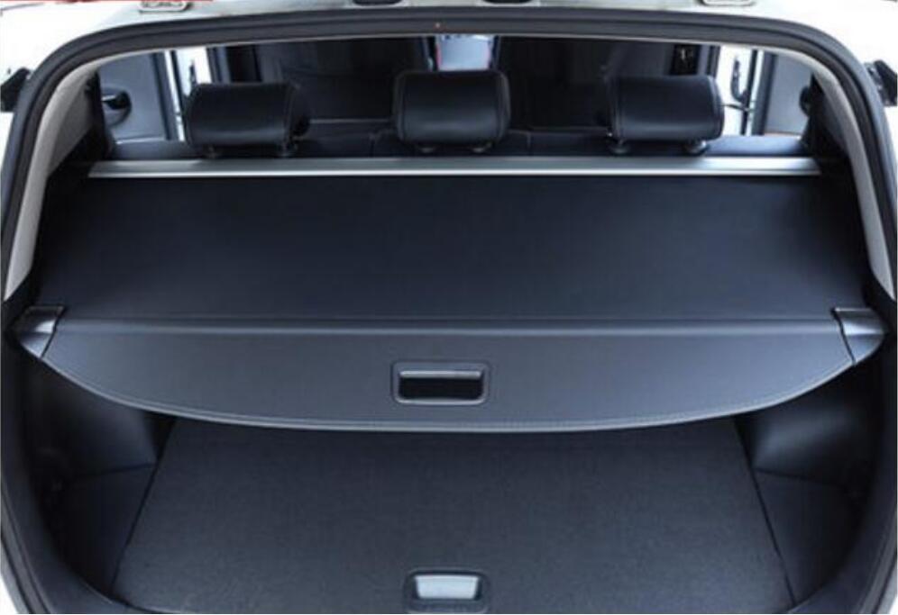 Auto Parts Black Rear Cargo privacy Cover Trunk FIT For Kia Sportage 2016-2017