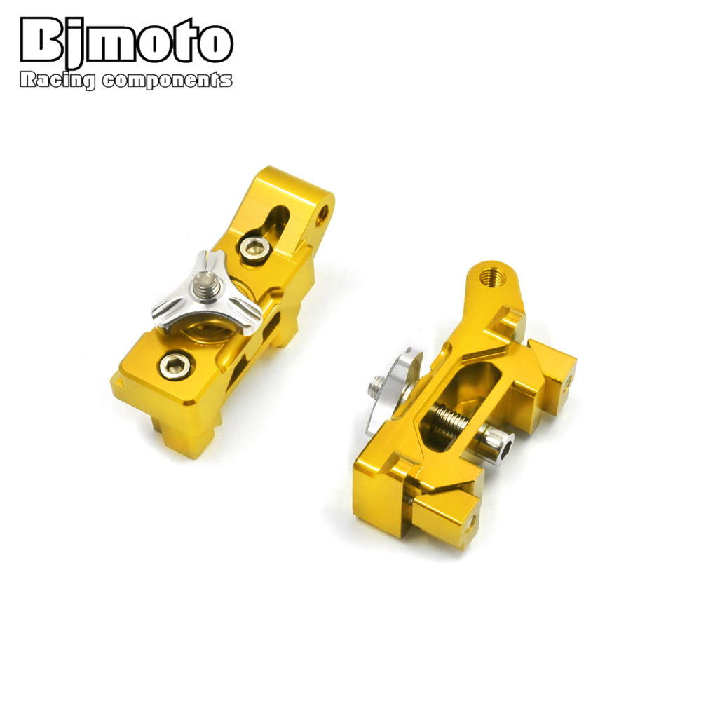 ФОТО For Yamaha MT07 2013-2016 FZ07 2015-2016 Motorcycle Accessories CNC Rear Axle Spindle Chain Adjuster Blocks