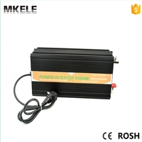 MKP1500 122B C 93 High Effi 1500w Power Inverter 1500w 12v 220v Pure Sine Wave Dc