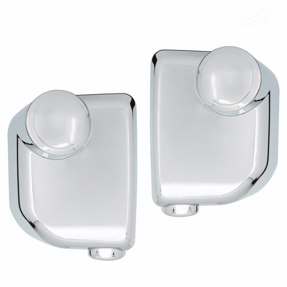 XYIVYG Triple Chrome ABS Mirror Cover Set a Pair 07-14 for Toyota FJ Cruiser nitro triple chrome plated abs mirror 4 door handle cover combo