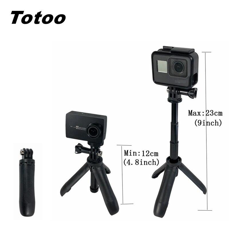 3 2 3 WAY Staffa Monopiede Selfie Stick Camera Tripod Mount per GoPro Hero 4 3
