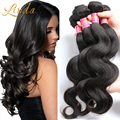 New Star Hair Peruvian Body Wave Peruvian Virgin Hair 3Bundle Deals Peruvian Hair Weave Peruvian 3Bundles Body Wave 10aRosa Hair