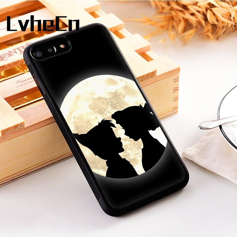LvheCn 5 5S SE phone cover cases for iphone 6 6S 7 8 Plus X Xs Max ... 3cc58c7c0f8c