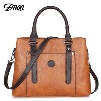 Zmqn дизайнер Сумки сумки для Для женщин Винтаж сумка для 2018 работы дамская сумочка из искусственной кожи Сумки 2 Слои выход C622