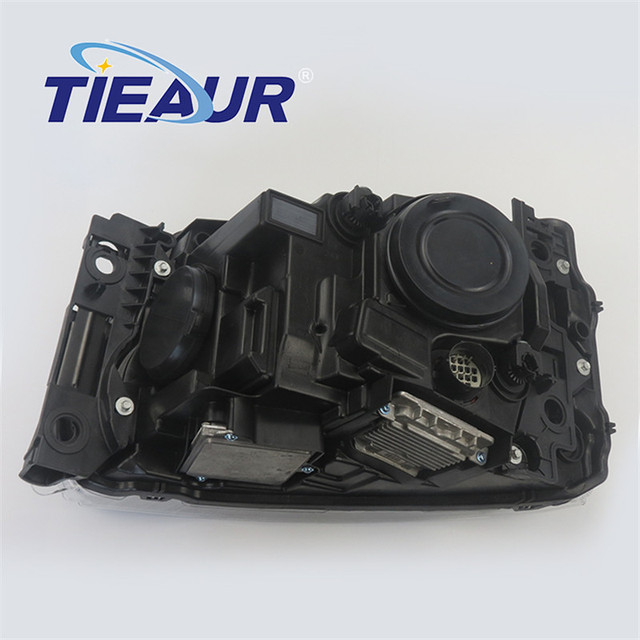Headlight Xenon Light for LANDROV DISCOVERY 4 LR023536 LR023537 From 2010-2013 upgrade to 2014 years Without AFS Headlight With 4