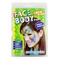 Body Paint ART Easy makeup Tool For face paint Magic Crayon maquiagem pigment Temporary tattoos 6 colors akvagrim pens cosmetics