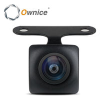 Universal Car Rear View Camera Backup Parking Camera Night Vision Starlight Waterproof 170 Wide Angle HD Color Image