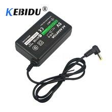 "Kebidu הבית חדש קיר מטען AC מתאם אספקת חשמל כבל כבל עבור Sony PSP 1000 2000 3000 Slim האיחוד האירופי Plug האיחוד האירופי/ארה""ב Plug"
