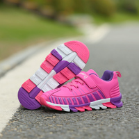 2017 New Children Shoes Boys Sneakers Girls Sport Shoes Size 31 40 Child Leisure Trainers Casual Blade Kids Running Shoes PU