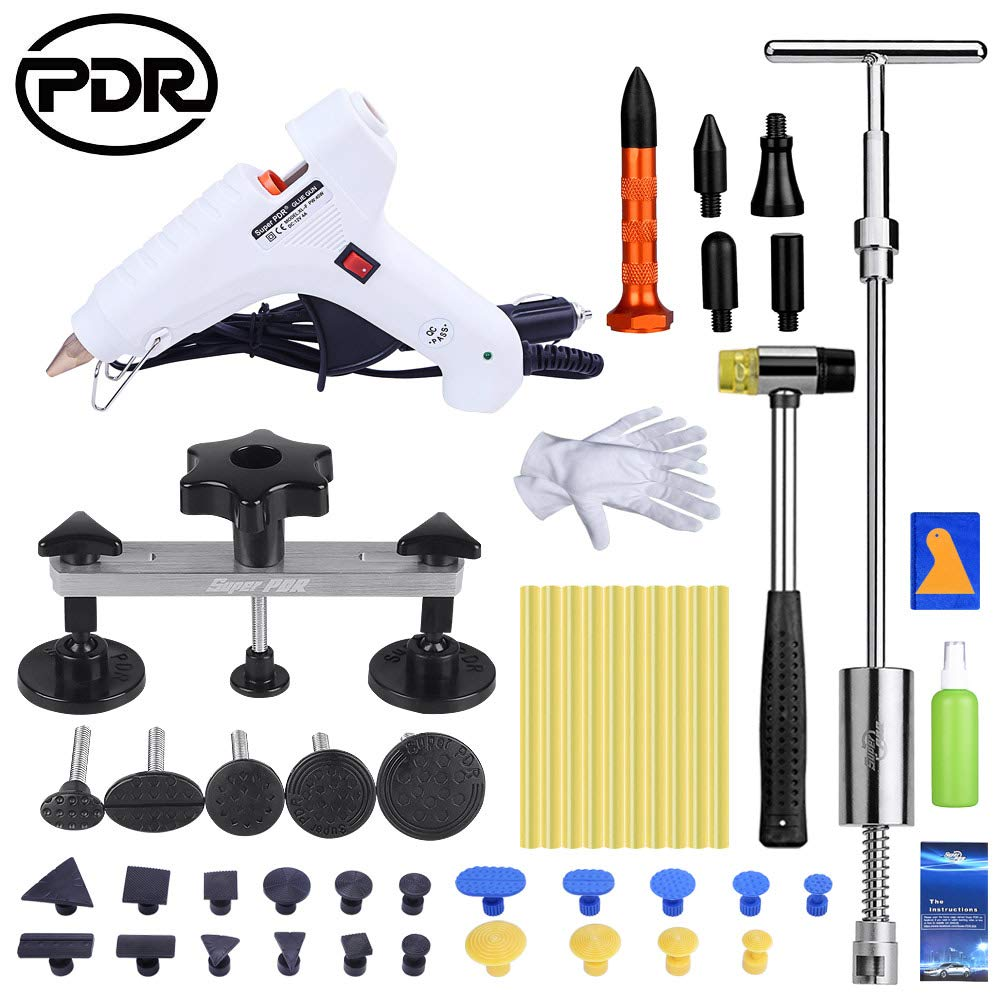 PDR ar Repair Tool Hand Tools Set Practical Hardware Woodworking tools Dent Lifter Cars Repair Puller Hail Removal image