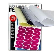 100 pièces papier de transfert de pochoir thermique REPROFAX papier de transfert de tatouage format A4 pour fournitures daccessoires de tatouage
