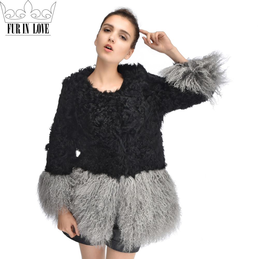 Popular Sheep Fur Coats-Buy Cheap Sheep Fur Coats lots from China ...