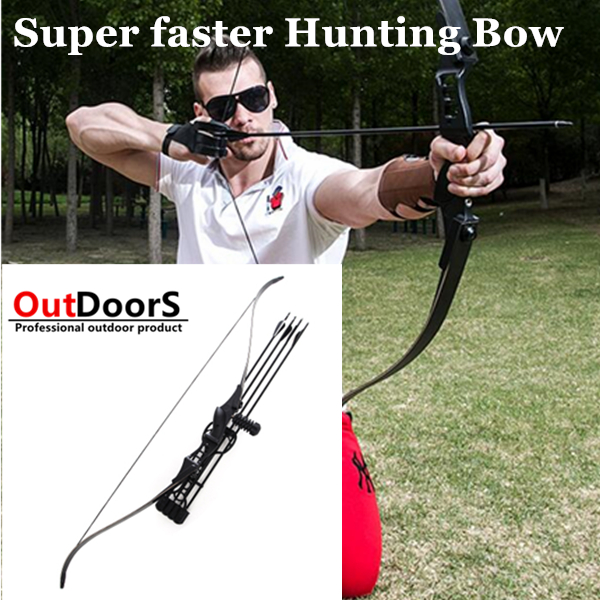 USA Shooting Sling Shot Bow Accessories Outdoor Hunting bow  fitness equipment Archery Shooting positive merits bow