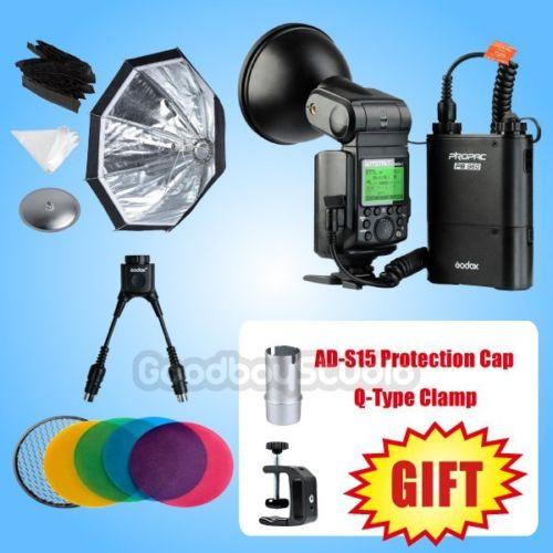 Godox AD360II-C TTL HSS 360 W Flash Speedlite + batterie PB960 + accessoiresGodox AD360II-C TTL HSS 360 W Flash Speedlite + batterie PB960 + accessoires