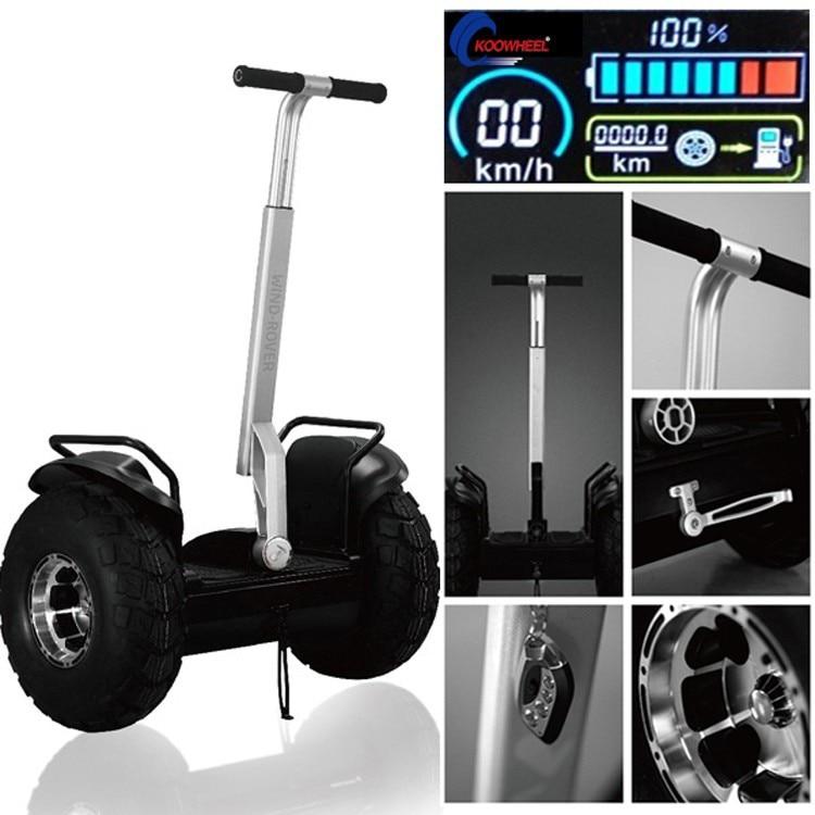 19 hüvelykes kétkerekű önkiegyensúlyozó robogószállító - Kerékpározás