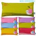 Venda duplo têxtil saúde travesseiro bebê dos desenhos animados care100 % algodão alongar moldar travesseiro + frete grátis