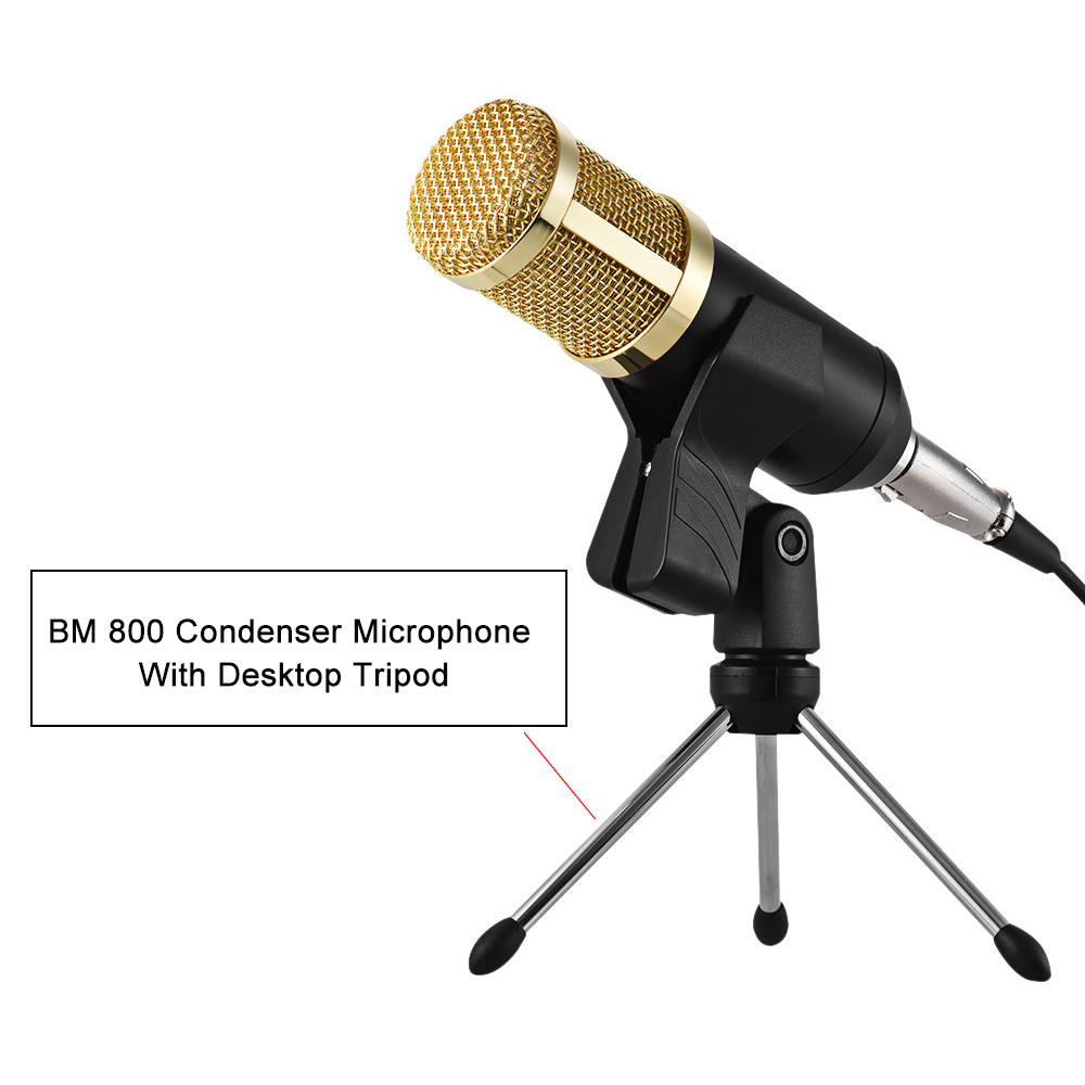 BM 800 Computer Microphone 11