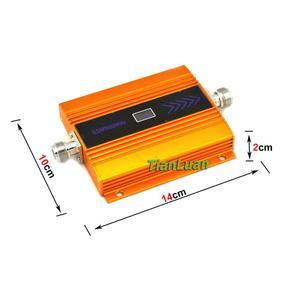 Image 2 - Vollen Satz GSM Repeater 2g Handy GSM Signal Booster 900 mhz Signal Verstärker Handy Booster 2g signal Repeater Goldene