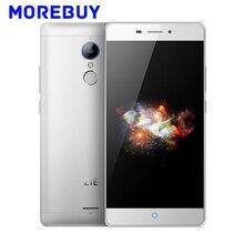 D'origine ZTE V5 PRO N939sc Octa base Smartphone 5.5 Pouce Snapdragon 615 Android 5.1 Téléphone Mobile 2G RAM 16G ROM Téléphone Portable 13.0MP
