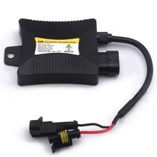 55 Вт балласт xenon hid для автомобилей источник света hid балласта блоки воспламенитель для H1 H3 H4 H7 H11 9005 9006 тонкий балласт 12 В