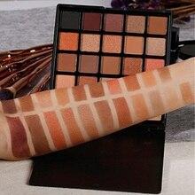 Nocturne Eyeshadow Palette Professional 25 Colors Make up Pallete Matte Shimmer Glitter Pigmented Eye Shadow