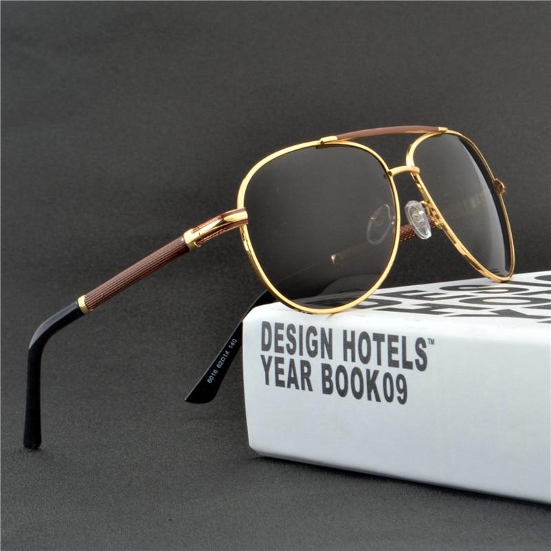 790e69880b MINCL Polarized Sunglasses Men Driving Metal Sun Glasses Brand Designer  2019 New UV400 Sunglass Eyewear Goggles