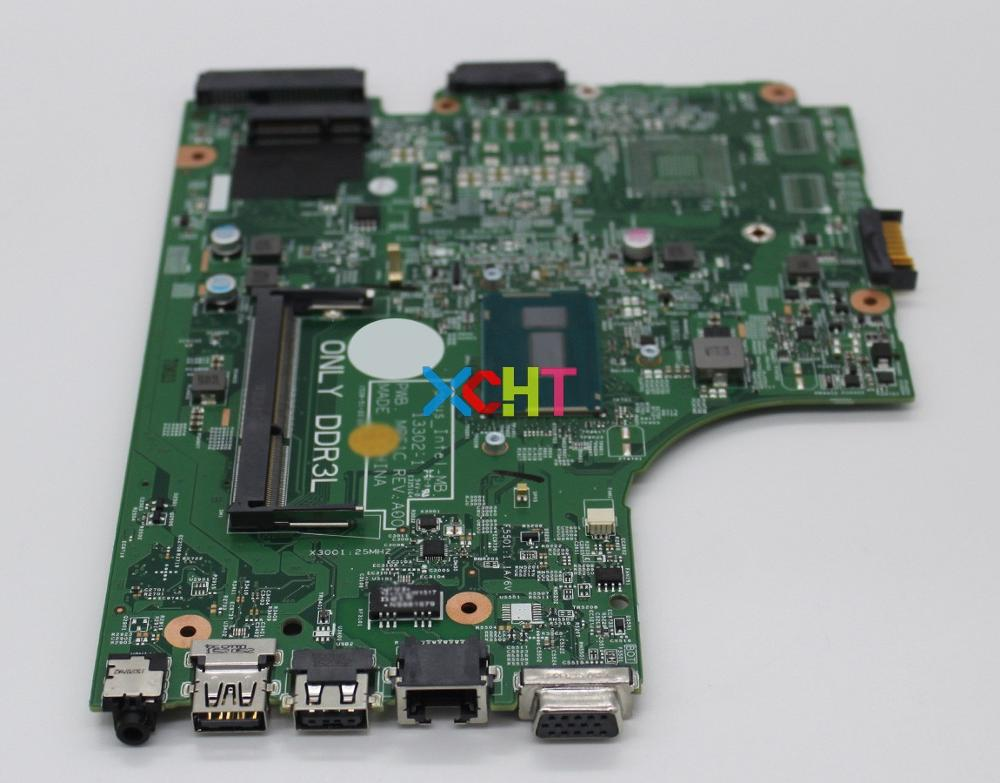 Image 5 - for Dell Vostro 15 3549 V3549 NXCCW CN 0NXCCW Cel 3205U 13302 1 PWB: MRF1C Laptop Motherboard Mainboard Tested-in Laptop Motherboard from Computer & Office